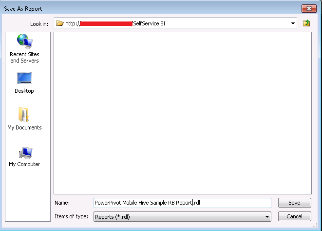 SQL Server 2012 Hosting :: How to Connect Report Builder 3.0 to a SQL ...