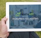 WordPress 401 Hosting - HostForLIFE